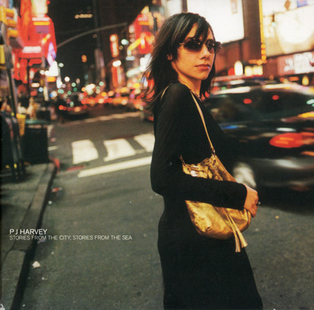 PJ Harvey Stories From The City Record Sleeve