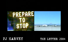 PJ Harvey The Letter Video 2004